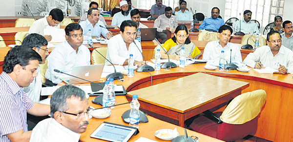 KTR-review-on-Upadhi-haami-scheme