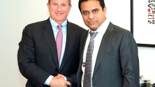 IT Minister KTR visit to US (21)