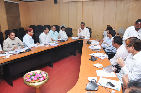 Harish-Rao-review-meet-on-Sand-allocations