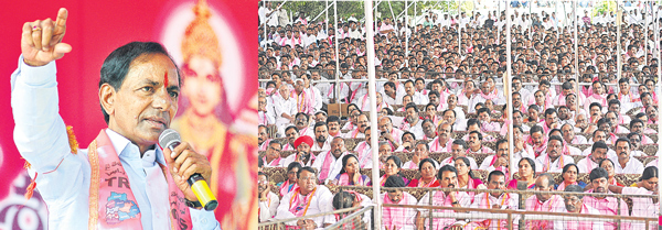 KCR-addressing-in-party-Pleenary-Meeting