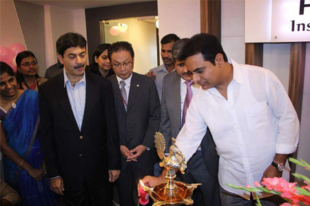 KTR launched the Hitachi solutions