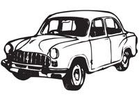 TRS Party Symbol (CAR)